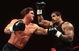 Gunn won the controversial WWF tournament