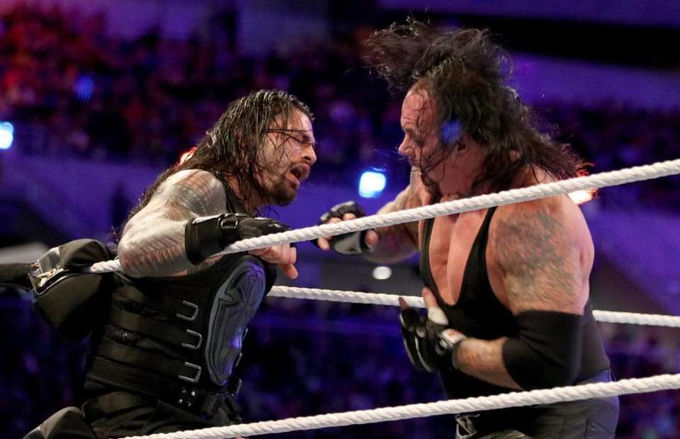 Roman Reigns Says He Didn't Have A Bad Match Since WWE Wrestlemania 33 2