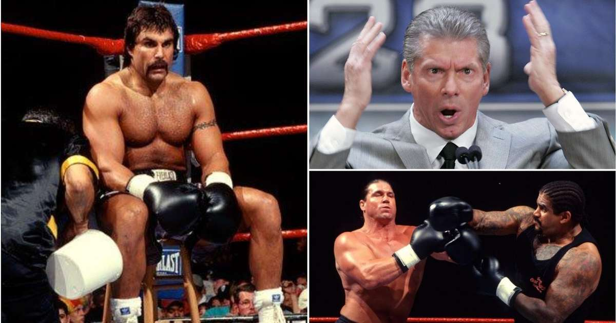 Remembering 'the dumbest f***ing idea in WWE history' - when wrestlers fought for real