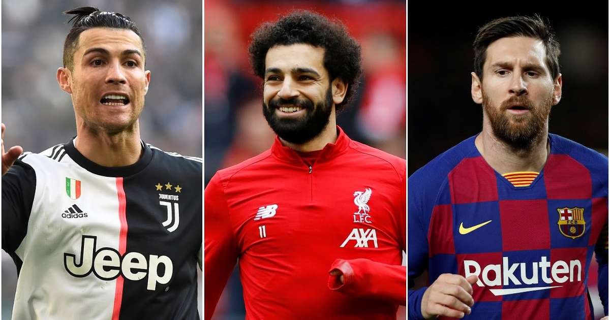 The 10 highest earning footballers in 2020 have been revealed