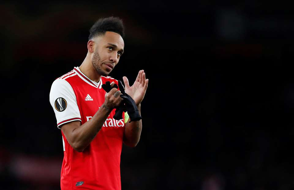 Mikel Arteta to intervene in Pierre-Emerick Aubameyang contract talks