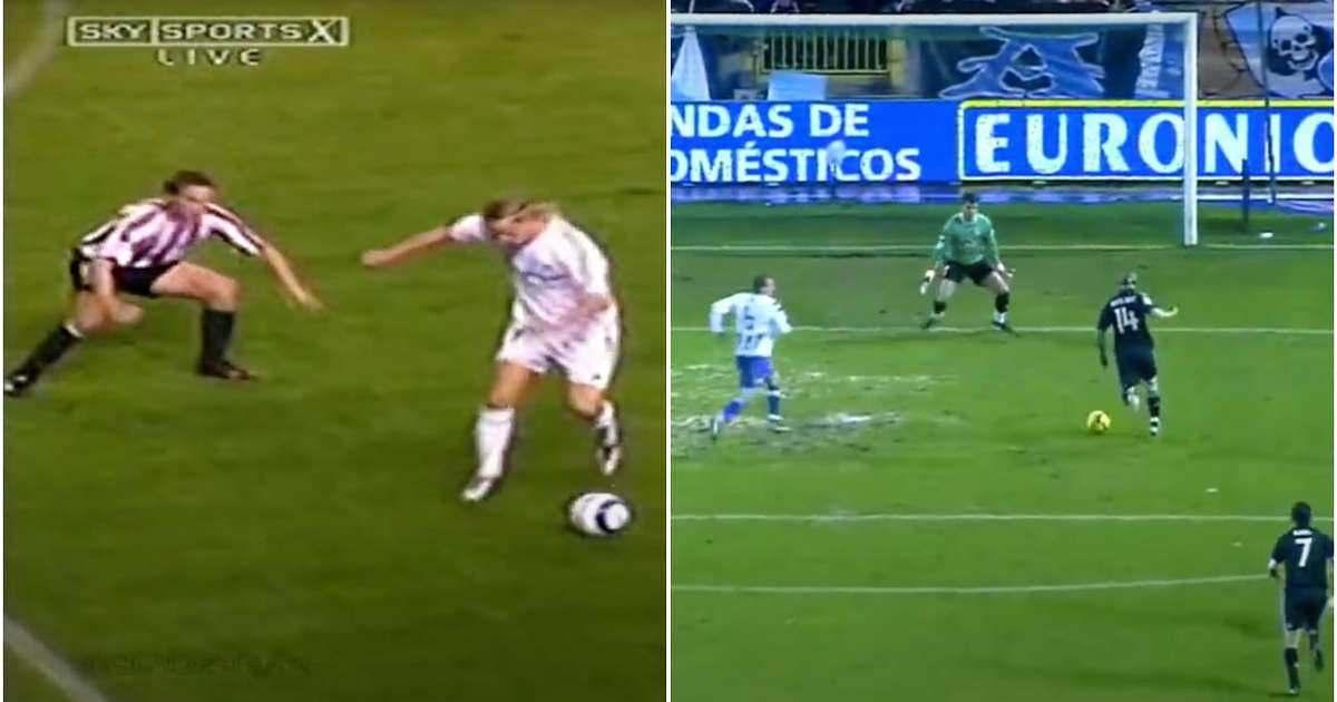 Video of Guti's '13 ridiculous assists that no one expected' is simply incredible