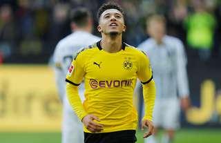 Jadon Sancho has been on fire for Borussia Dortmund in 2019/20