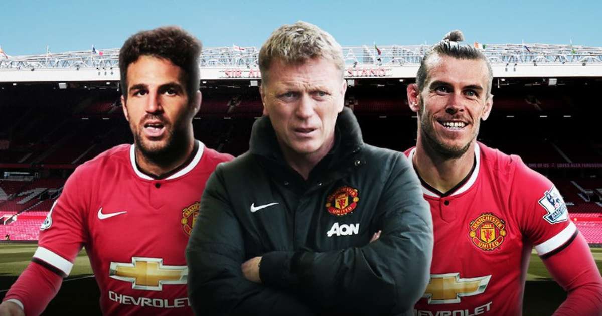 Man Utd's remarkable XI if David Moyes had succeeded with all his transfers