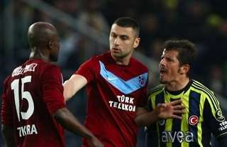 Didier Zokora was racially abused by Emre in 2012