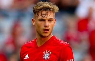 Joshua Kimmich has revealed Bayern are planning their own anti-discrimination statement