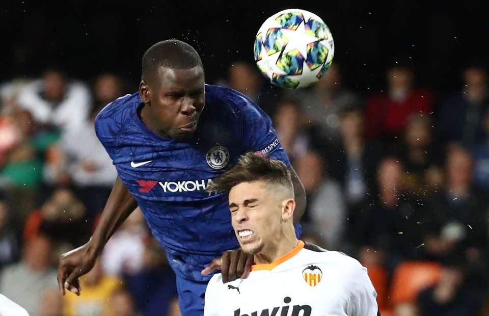 Jose Mourinho urges Tottenham to sign Chelsea's Kurt Zouma