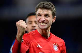Thomas Muller has reinvented himself as a playmaker in 2019/20