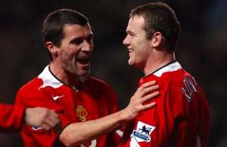 Wayne Rooney has defended Roy Keane in his latest newspaper column