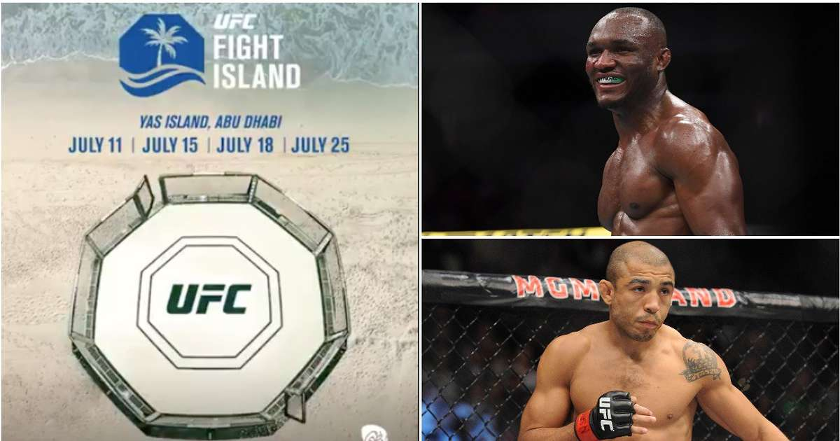 UFC news: Dana White unveils full plans for 'Fight Island' and UFC 251