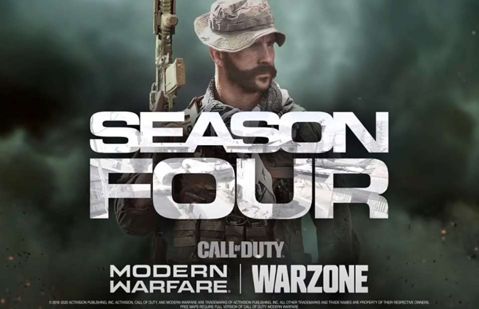 Call Of Duty Modern Warfare Season 4 Is Now Available To Download Givemesport