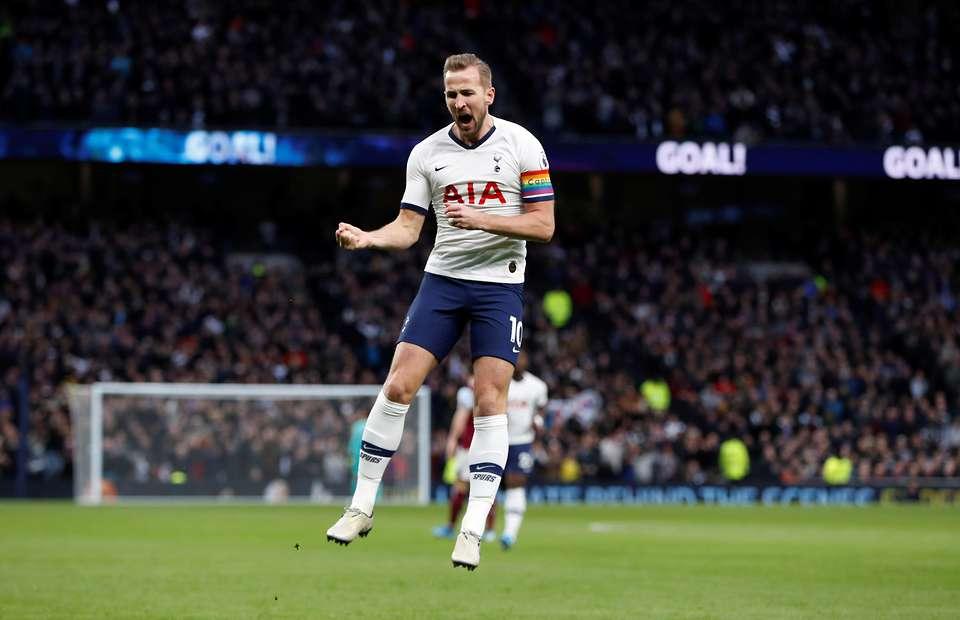Tottenham Star Harry Kane
