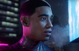Miles Morales was a playable character in the 'Marvel Spider-Man' game released in 2018