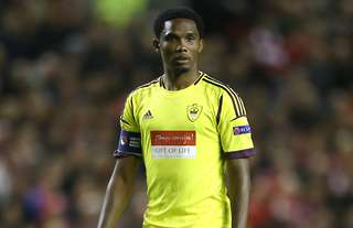 Anzhi made Samuel Eto'o the highest-paid player in world football