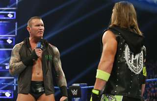 Orton has been ripping into AJ Styles over his beliefs