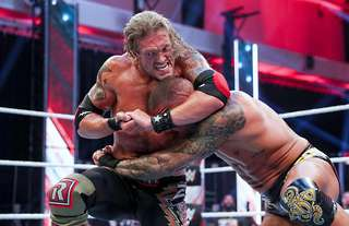 Edge has suffered a serious injury