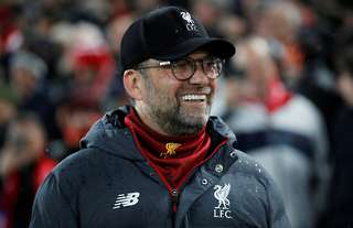 Klopp should have a statue outside Anfield