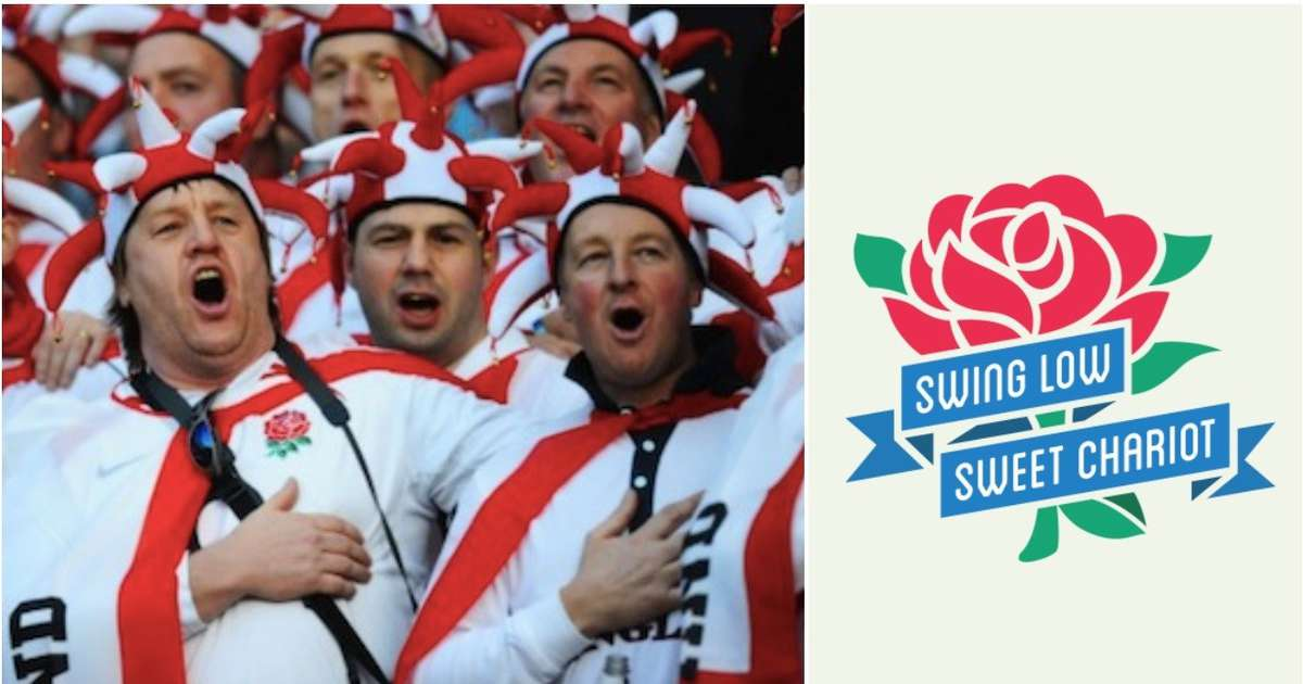 BREAKING: England rugby fans could be BANNED from singing 'Swing Low, Sweet Chariot'