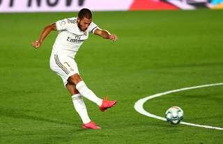 Eden Hazard grabbed another assist vs Valencia