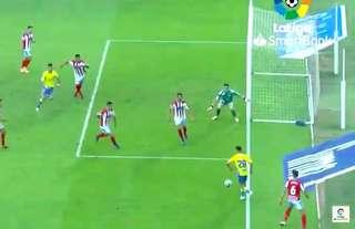 Pedri's assist vs Lugo was magical