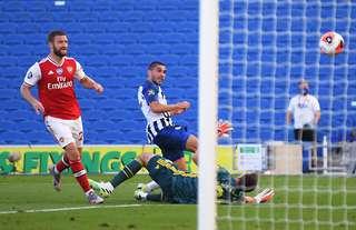 Neal Maupay scored a 95th-minute winner vs Arsenal