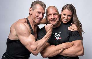 WWE is a family business