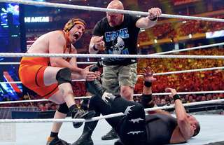 This was the worst match McMahon has ever seen