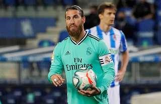 Sergio Ramos - the highest-scoring defender in La Liga history