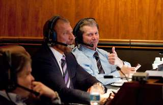 Vince McMahon's day to day life is hectic