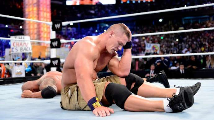 Cena feels bad about his 'stupid' comments about The Rock