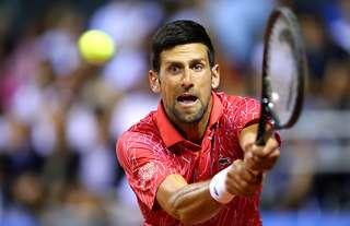 Novak Djokovic tests positive