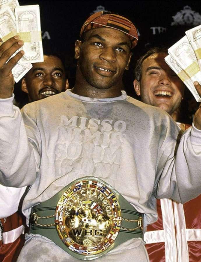 Mike Tyson : voici comment le boxeur a fait faillite après avoir gagné 400 millions de dollars en 20 ans de carrière