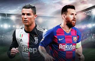 Lionel Messi Is Now 33 Cristiano Ronaldo Is 35 Let S Appreciate Them Both While We Still Can Givemesport