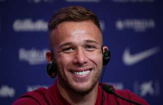 Arthur Melo is on his way to Juventus!