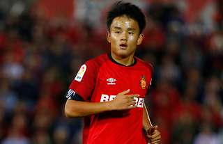 Can Kubo force his way into Real Madrid's first-team next season?