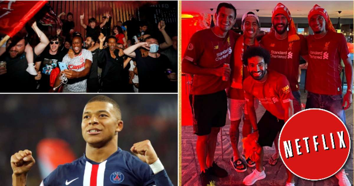 10 things that will now happen after Liverpool are crowned Premier League champions
