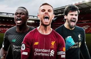 Sadio Mane, Jordan Henderson & Alisson Becker have all been graded out of 10