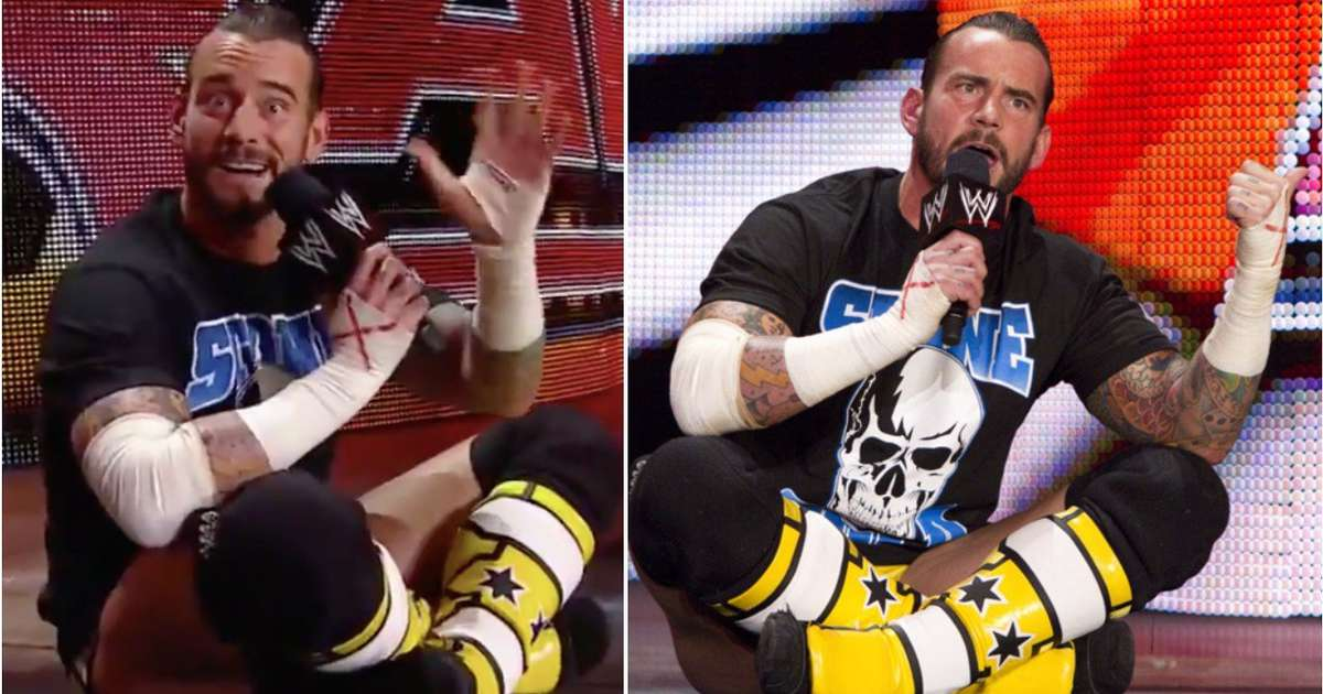 WWE news: On this day in 2011, CM Punk dropped the 'pipebomb' and changed wrestling forever - GIVEMESPORT
