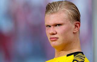 The less said about Erling Haaland vs Hoffenheim, the better...