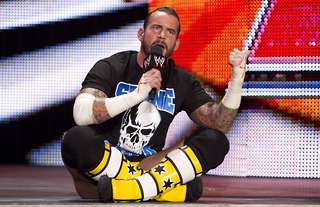 CM Punk's pipebomb is iconic