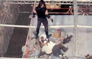 Undertaker vs. Mick Foley
