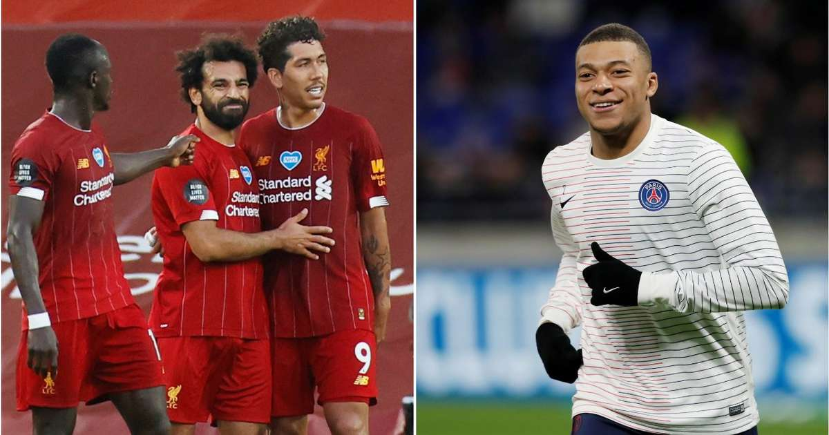 'If Kylian Mbappe comes to Liverpool, he'll have to prove his worth to get in'