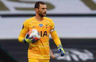 Tottenham goalkeeper Hugo Lloris just misses out on the top 10