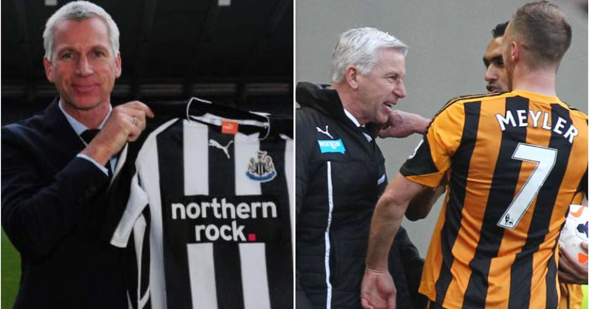 Alan Pardew's crazy eight-year contract at Newcastle expires today