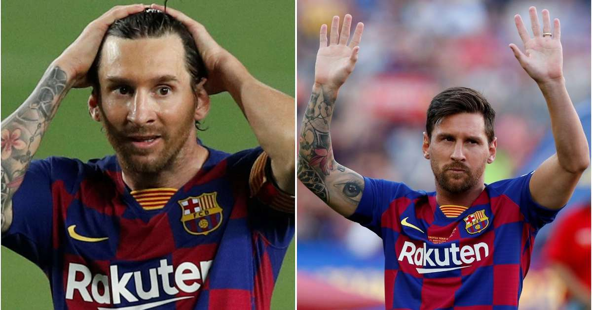 Lionel Messi reportedly plans to leave Barcelona in 2021 ...