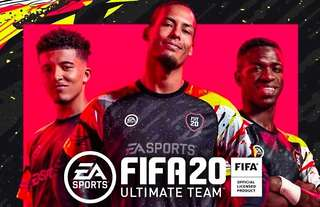 EA Sports FIFA 20 Ultimate Team