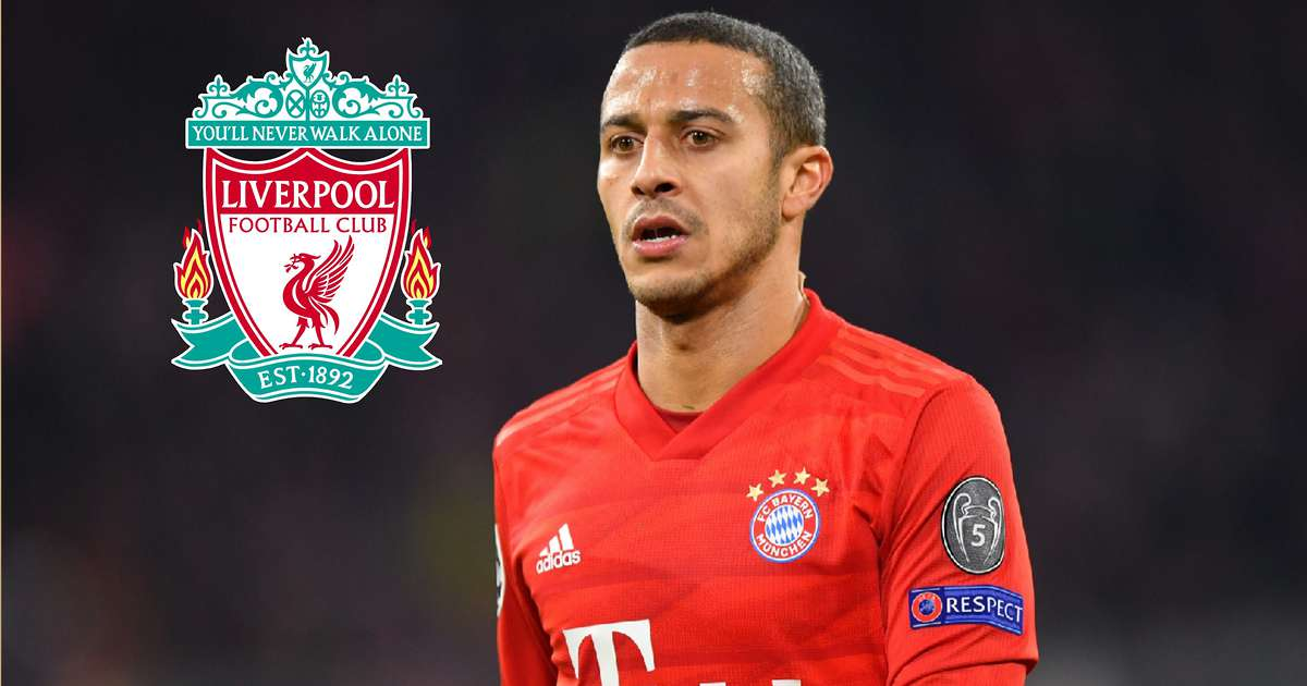 Liverpool are 'very close' to signing Thiago for just €35m