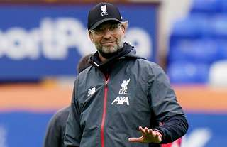 Klopp has promised medals to his squad