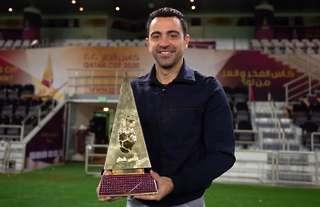 Xavi Hernandez has renewed his contract with Al-Sadd FC