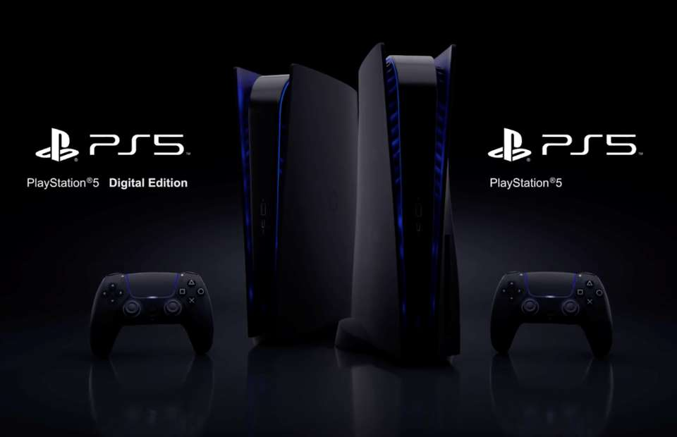 An All Black Version Of The Playstation 5 Looks So Much Nicer Than The White Model Givemesport